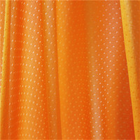 Micro mesh polyester fabric for football jersey clothing