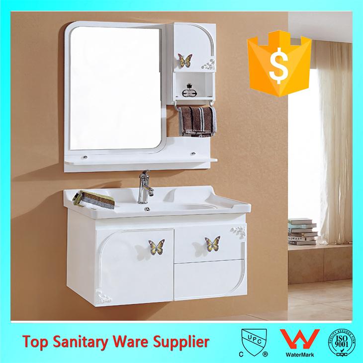 Modern bathroom mirror cabinet bathroom vanity cabinet for Modern bathroom mirrors for sale