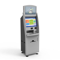 Dual Screen Monitor Price Cash deposit Multi touch screen bill payment kiosk