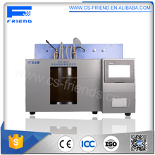 Automatic Control Viscosity Measurement, Automatic Clean System, Kinematic Viscometer