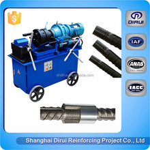 Thread rolling machine threading machine rebar thread rolling machine
