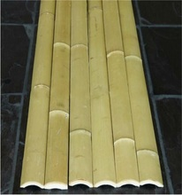 Wy-Ann 0120Natural dry long plastic bamboo strip bamboo chips or bamboo split
