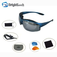 Cool Man Outdoor Cycling Sunglasses Mirrored