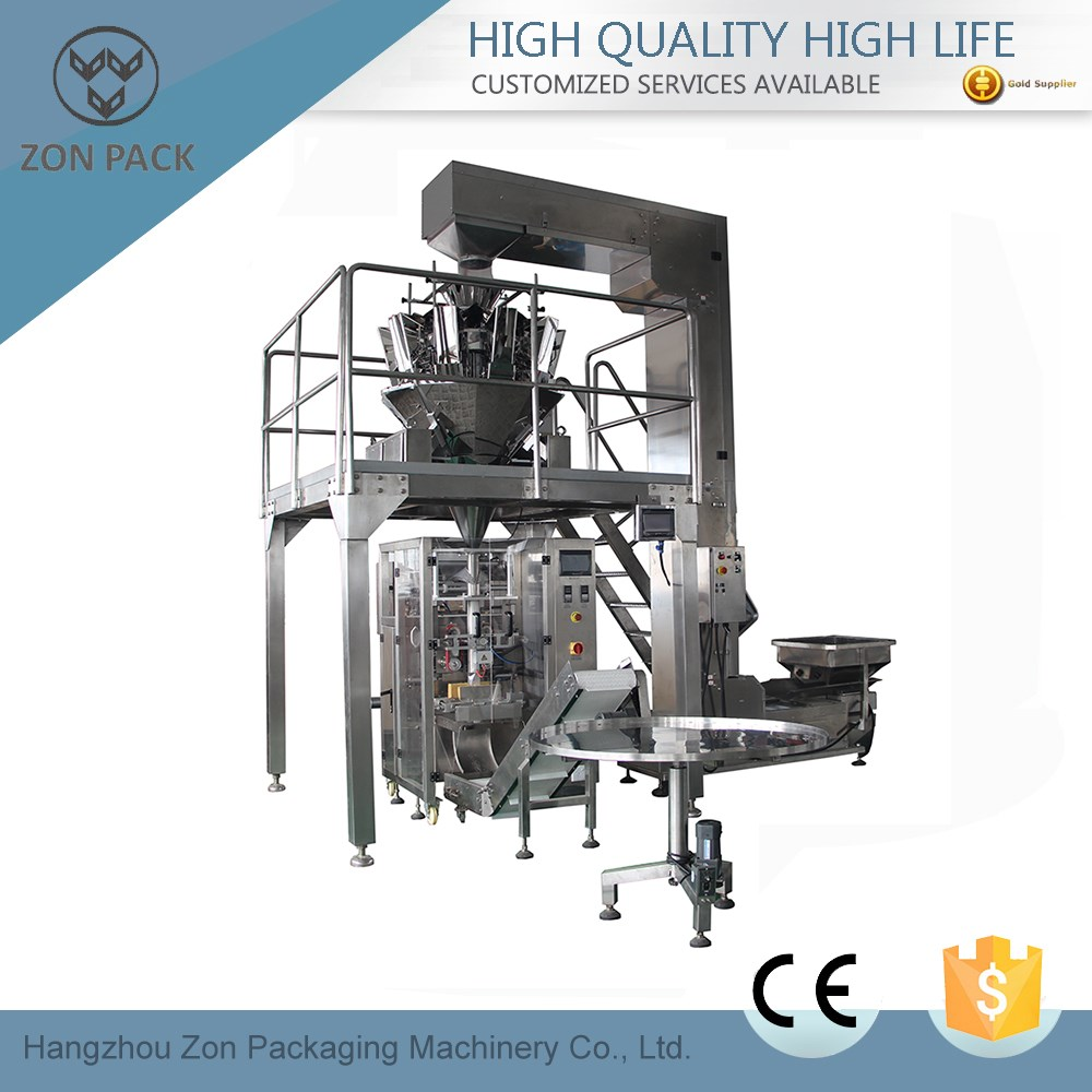 2017 most popular filling packing machine line
