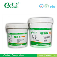 CBRR-A/B anchoring adhesive rebar planting modifid clear epoxy adhesive