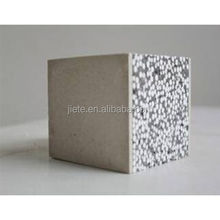 cement sheet sandwich panels for cement fast built walls / cement board fence