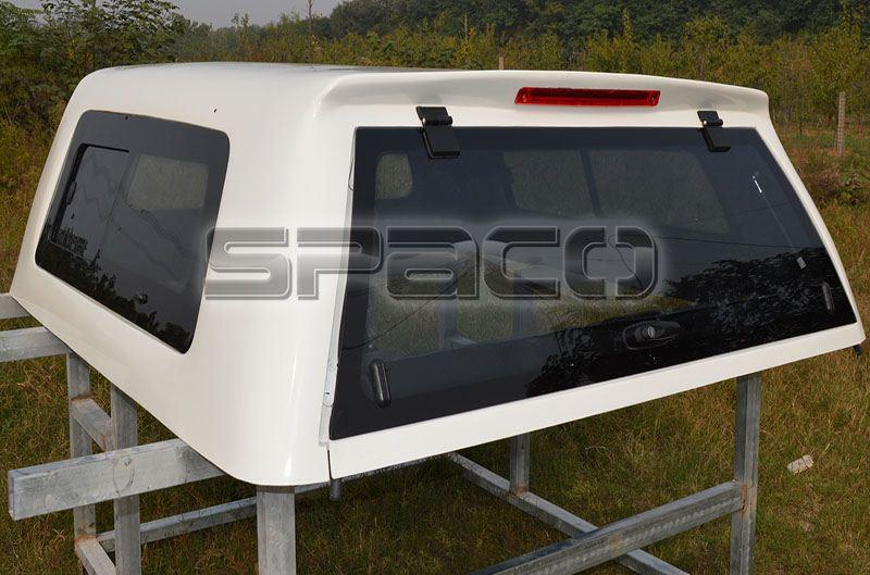 Fiberglass Camper Tops : Car hardtop fiberglass pickup truck camper shells for