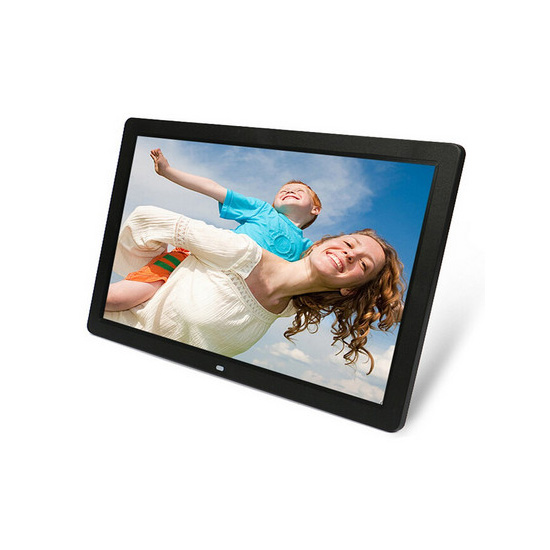 17 inch wall mounted video player for advertisement
