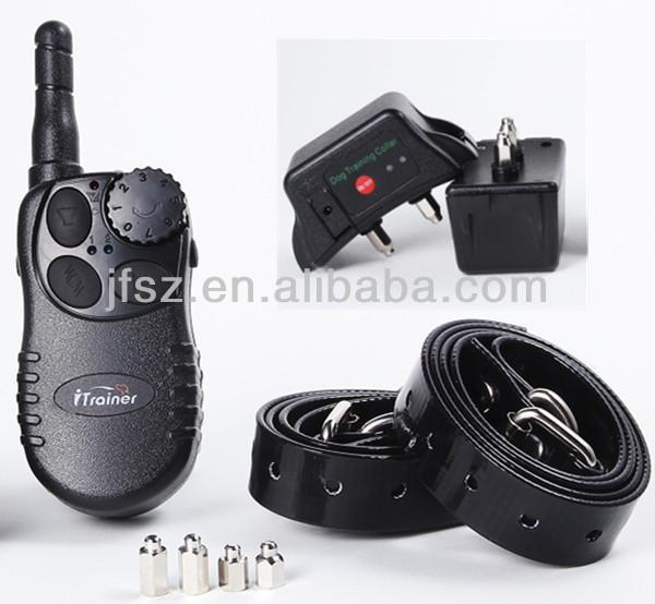 2015 new pet products remote dog training collar iT728