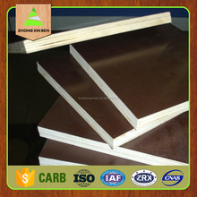 shandong manufacturer WBP marine plywood/formwork plywood/18mm brown film faced plywood