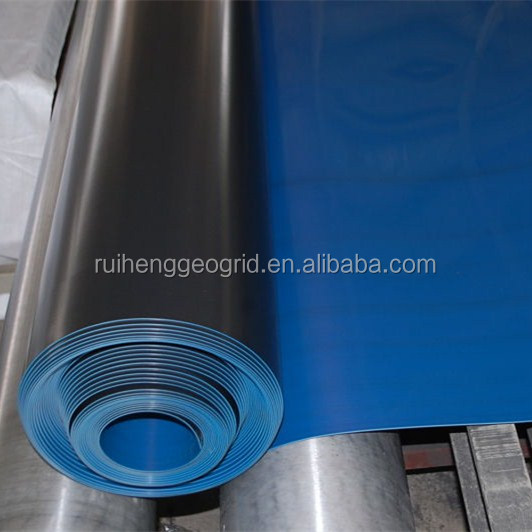 1.5mm HDPE double (green and black) color geomembrane