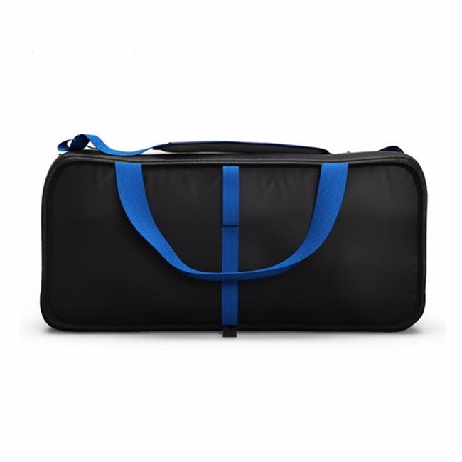 Heavy duty square jumbo football gear sports travel bag