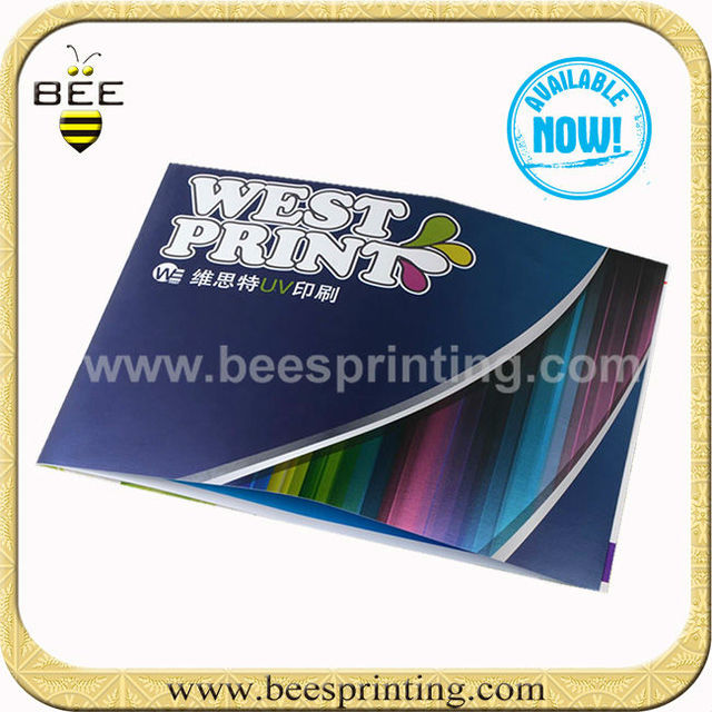 Flyer Printing cosmetic display catalogue
