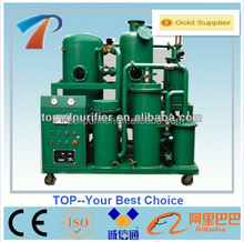 Oil Index Recovering ZYB series transformer oil filtration machine/insulating oil cleaner