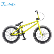 Bicycle manufacturer professional top brands dirt jump neon yellow 18 inch bmx boys bmx bikes
