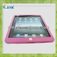 MA-200 Falling-proof & Shockproof Silicone Case for New Ipad / for Ipad 2 Silicone case