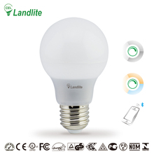 Landlite Color Change Dimmable Bluetooth Smart LED Light Bulb