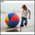 NB-BA3033 With logo print Giant inflatable Beach ball for Swimming