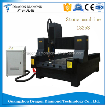 CNC Router Heavy Stone Engraving machine 4ft By 8ft With Power 3000W Water-cooling CNC Spindle Motor CNC Router Machine