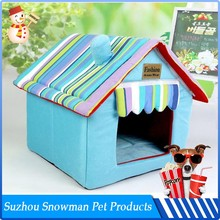Soft Washable Latest Design steel frame dog house