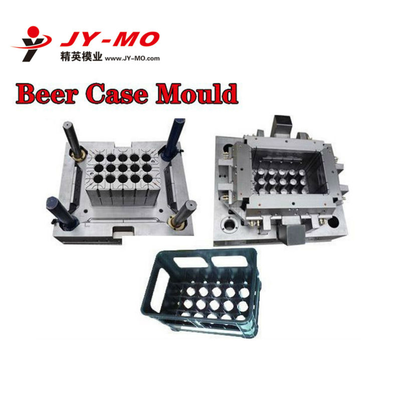 650ml 24 beer case mold,bottle transport crate plastic mould