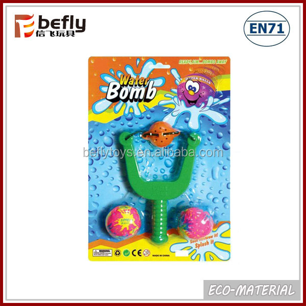 Shantou cheap toy water bomb splash ball