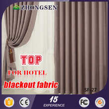 Fashionable Customized blackout curtain for drapes