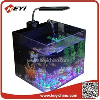 New mini acrylic fish tank