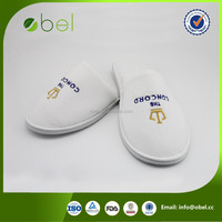 bedroom wholesale custom mens indoor hotel slippers