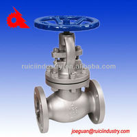 cast iron steam globe valve