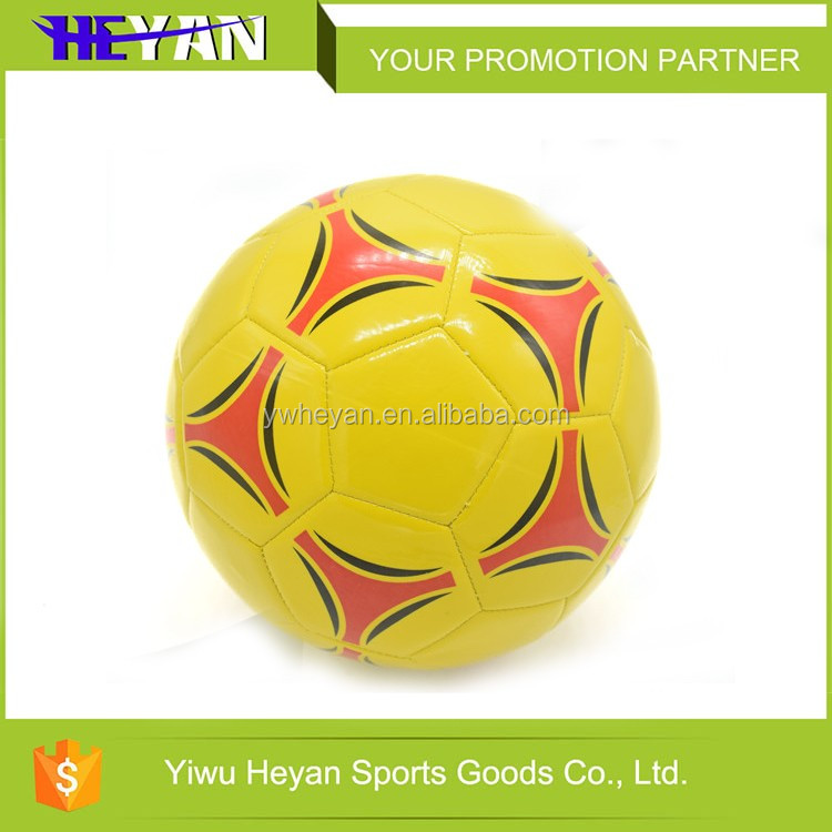 Beautiful hot sale football and soccerball