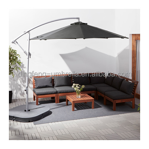2016 patio umbrella replacement canopy,water proof patio umbrella,thai patio umbrella for enjoy happy