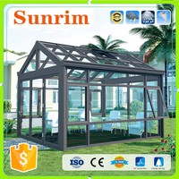 all kinds customized aluminium frame glass tony v's sunrooms
