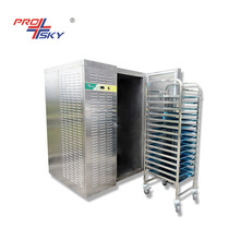 Large Industrial Refrigerated Ice Cream Rapid Freezer