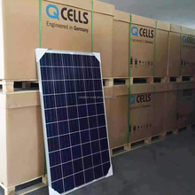 World Tier 1 panel famous brand 250W POLY Q cells solar panels