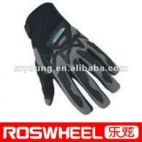 motorcycle full finger gloves cycling finger