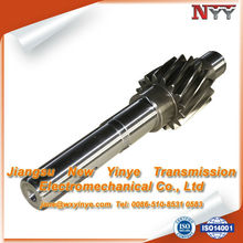 Wholesale Middle Drive Food Machinery Precision Spline Shaft, Steel Hollow Shaft