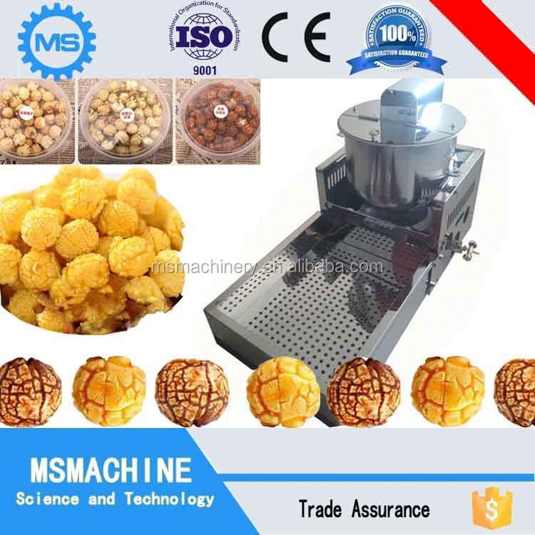 kettle popcorn machine