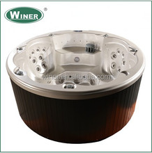 Whirlpool bathtub round outdoor massage pool spa products