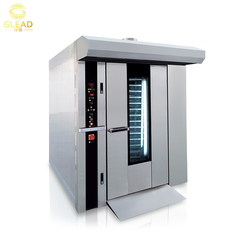 Baking Equipment italian 2 in 1 convection bread oven for sale oven rotary