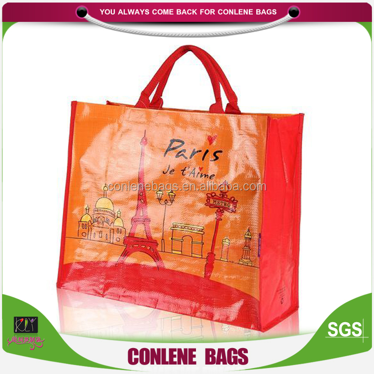 New Style Pvc Shopping Bag