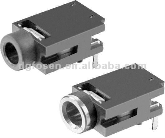 2.5/3.5 phone jack/microphone jack to rca plug