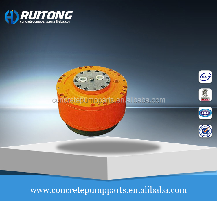1QJM12-1.25 Radial Piston Hydraulic Motor for Concrete Mixer
