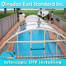 aluminum frame easy assembly aluminum pool and spa roofing