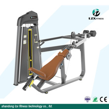 2018 new design LZX-1011 incline chest press finess equipment dip/chin assist exercise machine