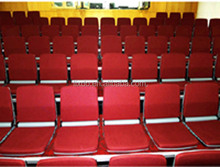Best selling indoor auditorium movable bleachers