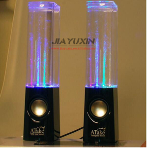 New Water Dancing Speaker, Dancing Water Speaker With Bluetooth And LED Light