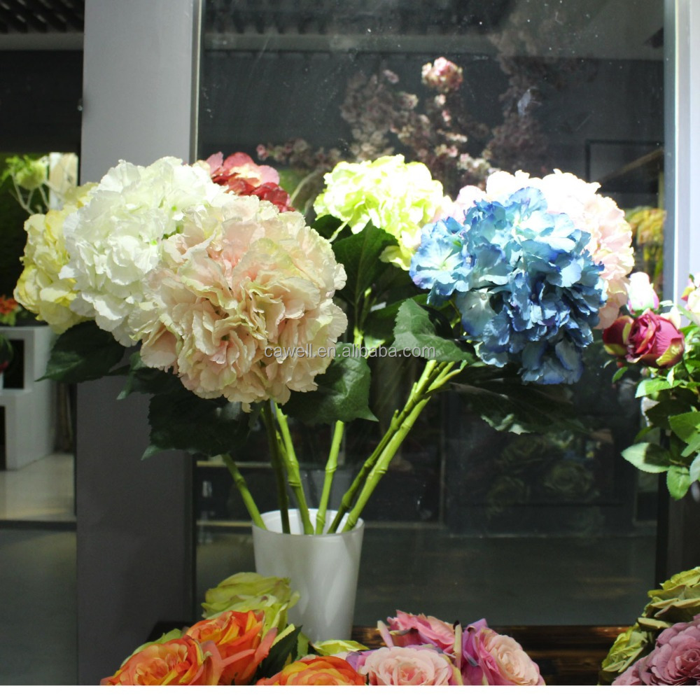 List manufacturers of flowers hydrangea buy flowers hydrangea bulk cheap wholesale silk flowers artificial hydrangea dhlflorist Choice Image