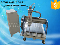 LXGLXG0609 sale/mini cnc router 6090/ 4 axis cnc milling machine for carving price