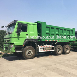 SINOTRUK HOWO 10 Wheels Dump/Tipper Trucks With Superior Quality